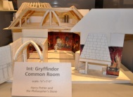 Scale models - Gryffindor common room